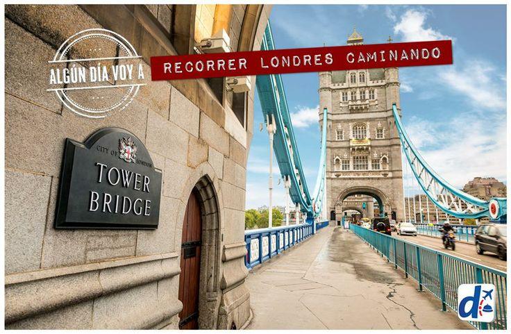 Viajar a Londres con Despegar --> http://www.despegar.com