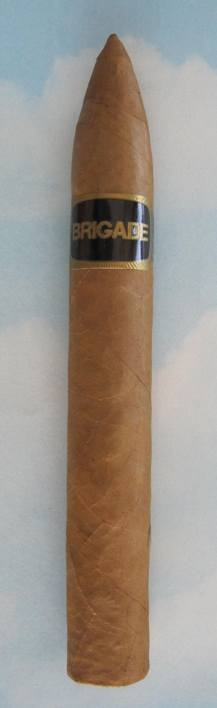 Review of Torano Brigade Cigars: http://www.cigarczars.com/review/cheap-cigars.htm#brigade
