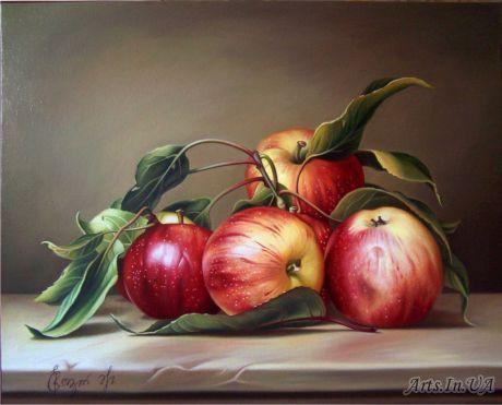 Яблоки - Козий Елена