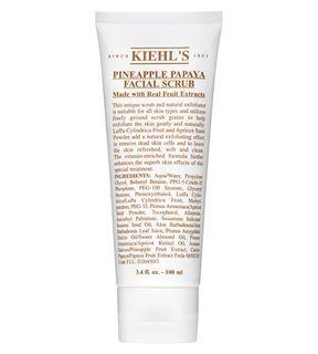 Smells divine, works great, doesn't irritate.: Facials Scrubs, Faces Scrubs, 28 00, Facial Scrubs, Pineapple Papaya, Products, Natural Exfoliating, Kiehl Pineapple, Pineapplepapaya Facials