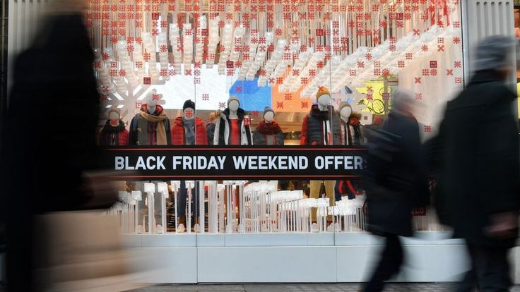 Black Friday is 'bonkers' for retailers say critics - BBC News #757Live