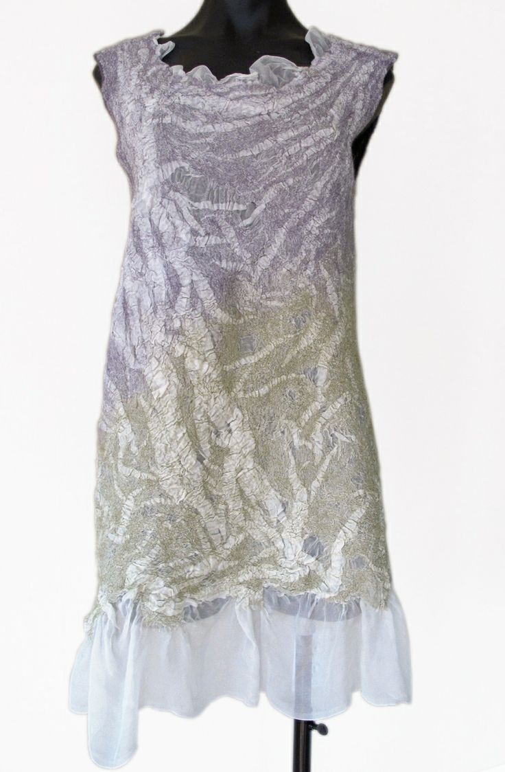 Opulent Fibers Store - Reversible Tunic as Light as Air, $330.00 (http://www.opulentfibers.com/reversible-tunic-as-light-as-air/)