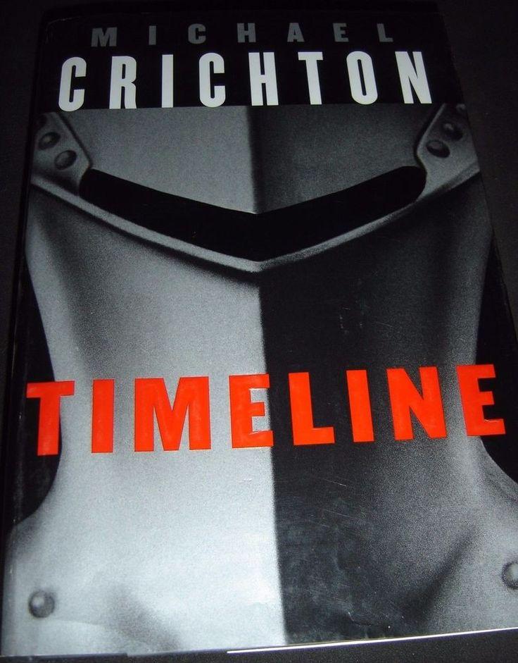 michael crichton timeline epub to pdf