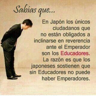 Feliz día del educador a todos los educadores del mundo.