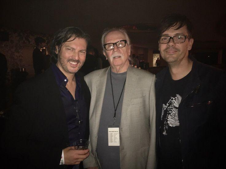 David Hayter met John Carpenter. #MetalGearSolid #mgs #MGSV #MetalGear #Konami #cosplay #PS4 #game #MGSVTPP