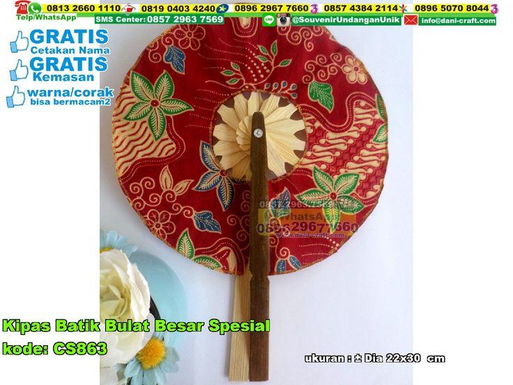 Kipas Batik Bulat Besar Spesial 0896.3012.3779  (WA/SMS/Telp) PIN BBM: 5c8 62 c4b #KipasBatik #JualBatik #desainundanganPernikahan #SouvenirPernikahanMurahKipas Batik Bulat Besar Spesial
