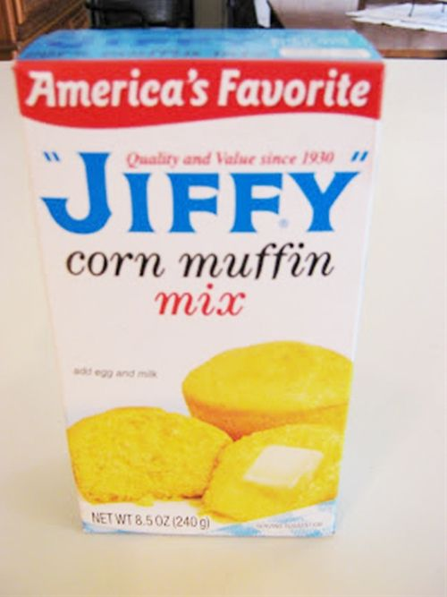 "Fake Jiffy Cornbread Mix (Site has a lot of ""fake it"" mixes!)"