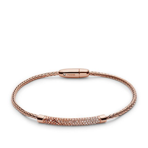 Thin Glitz Ombre Bracelet