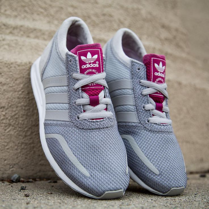 Adidas Los Angeles Grey