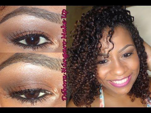 Assista esta dica sobre Maquiagem Pele Negra:  Entrevista de Emprego e muitas outras dicas de maquiagem no nosso vlog Dicas de Maquiagem.