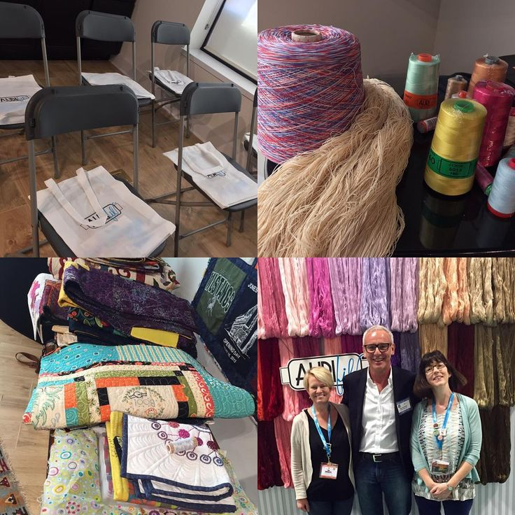 Alex is in the house!! While morning session is full, we do have a few extra spots for the afternoon session!  Give-a-ways, prizes and gift cards and so much more - call the shop right now!  773-980-1100 #thequilterstrunk #quilting #sewing #aurifil #chicagosbestquiltshop #embroidery