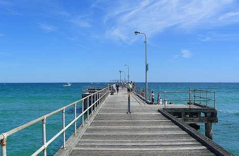 Rosebud Pier Vic