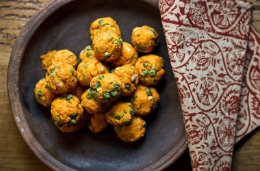Yam Koftas | Indian Food | Pinterest