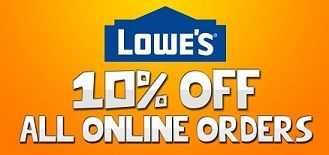 One of four Lowe's promo codes on this site