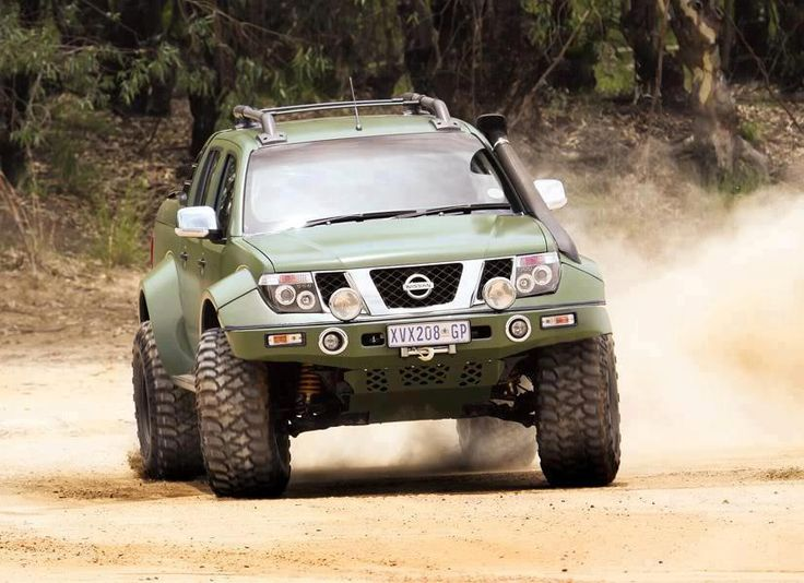 Nissan Pathfinder have to build this!