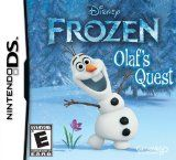Frozen Olaf's Quest