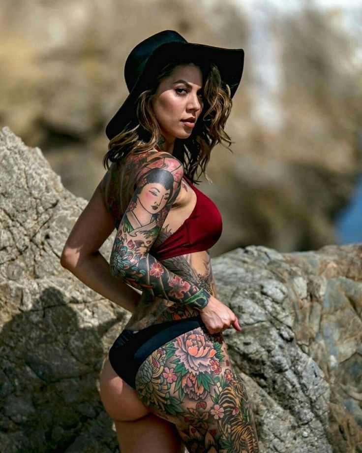 Hot tattoos on women, domino shemale pics
