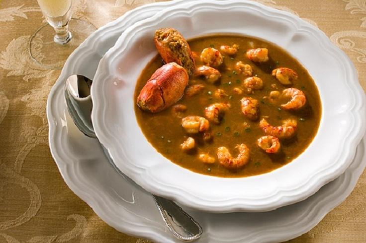 Bowl of Crawfish Bisque | Food | Pinterest