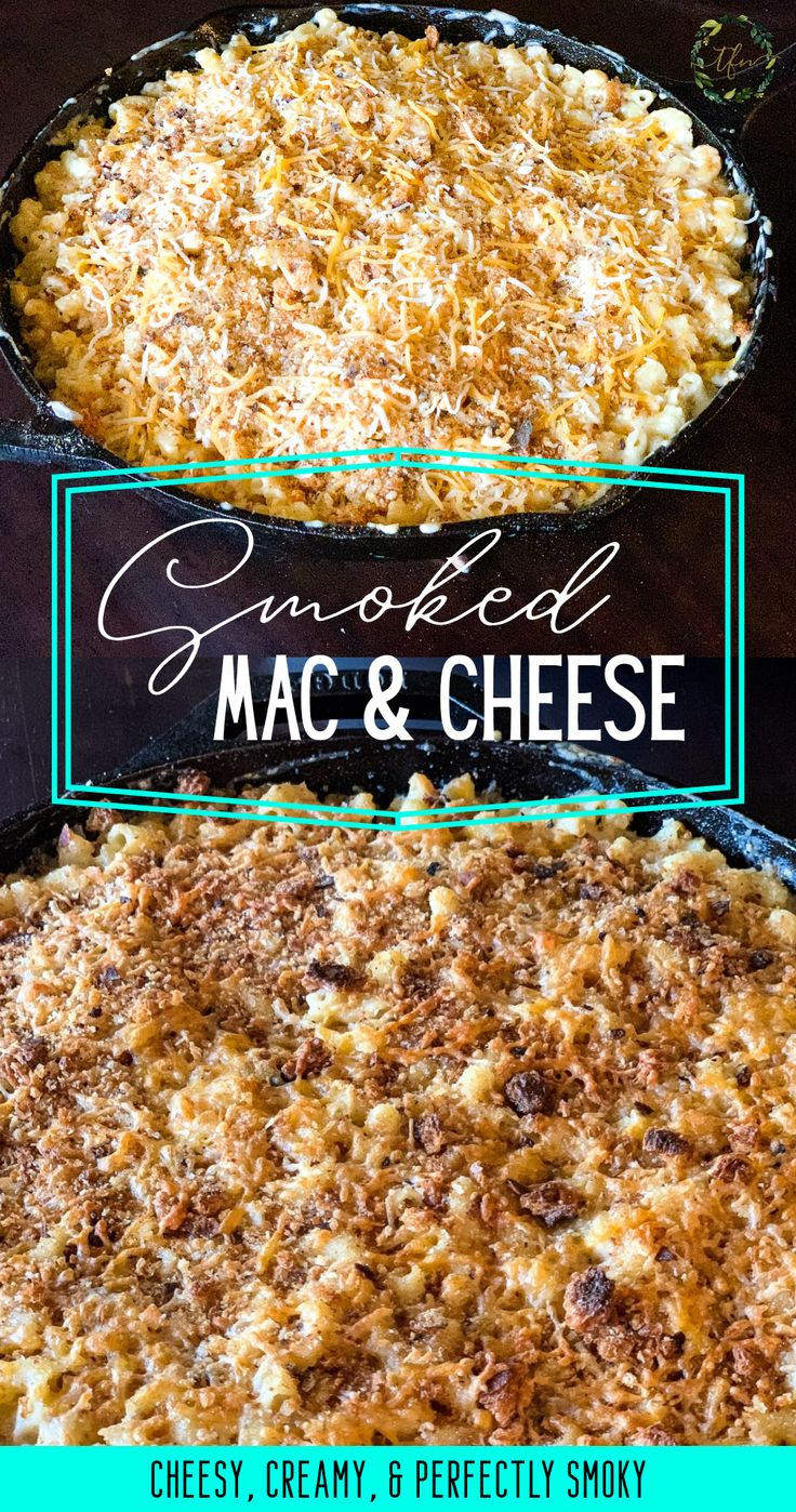 Find out how to make an old favorite simply amazing by smoking your Mac and Cheese! It's cheesy and smoky and full of yu…