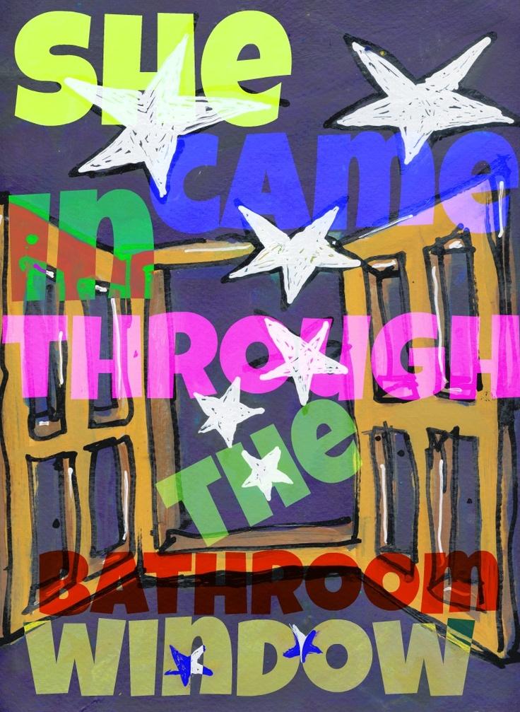 Bathroom Window Lyrics 133 best beatles lyrics images on pinterest | beatles lyrics, the