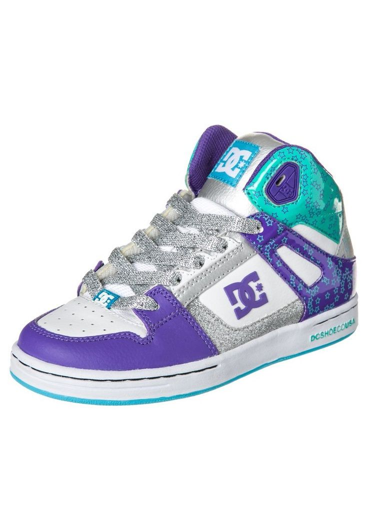 clothing stores. High top dc shoes for