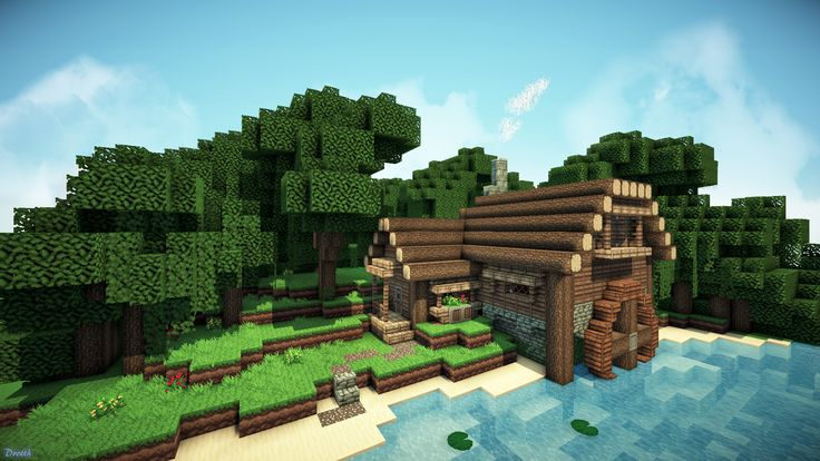 Log Cabin   Realistic   Minecraft Stuff   Pinterest   Cottages  Home and  Minecraft. Log Cabin   Realistic   Minecraft Stuff   Pinterest   Cottages