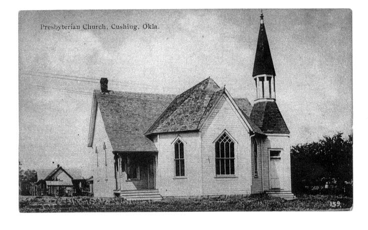 First Presbyterian Church, Cushing, Oklahoma