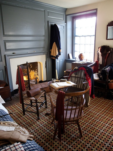 George Washington's Headquarters, Valley Forge, PA. Photo taken by Guille