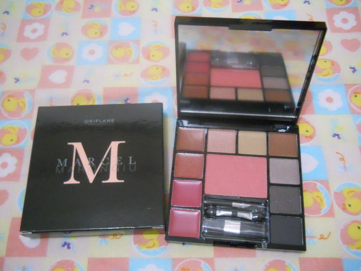 By Marcel Make-up Palette