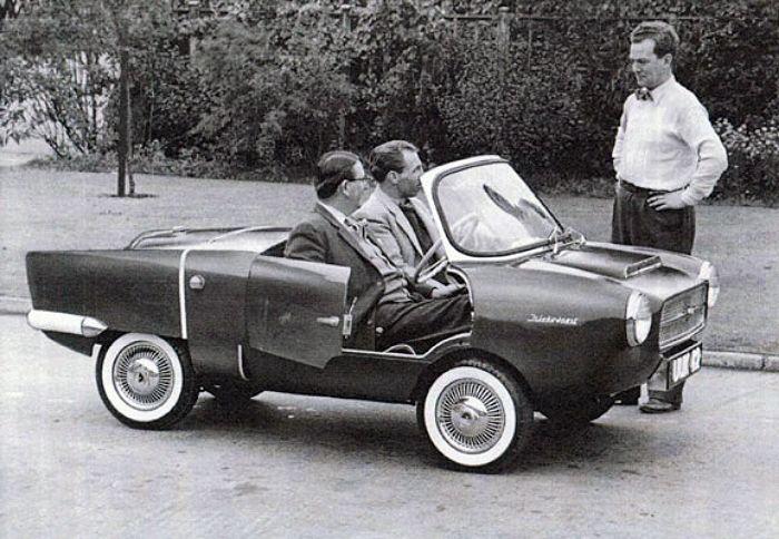 1958 Frisky Sport