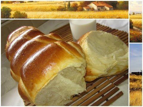 Японский молочный хлеб - Выпечка,тортики и прочее - Кулинарные рецепты ! - ФотоКулинария