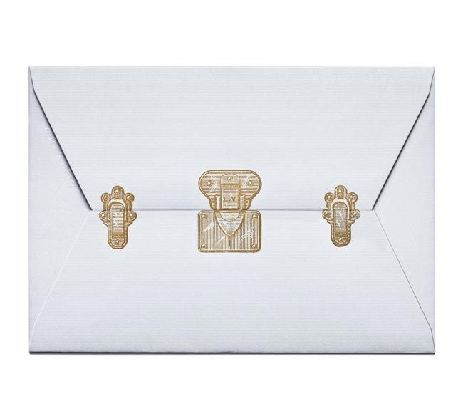 Louis Vuitton stationary via byoutifulyou text by Alex Zagalsky
