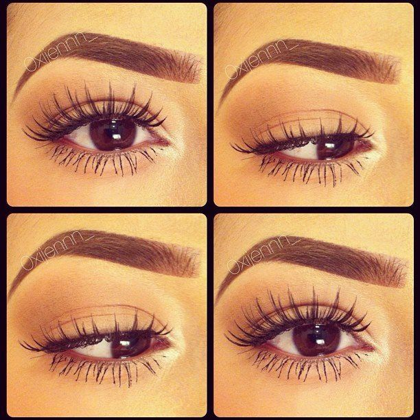 how to get soft arch eyebrows