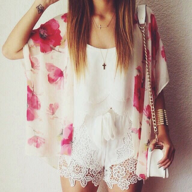 This outfit is one of the cutest things ever!