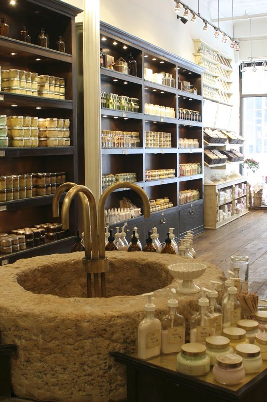 when you visit nyc...you must go to sabon for a hand treatment. they have super cool washing stations and let you test out all their amazing products. amazing...