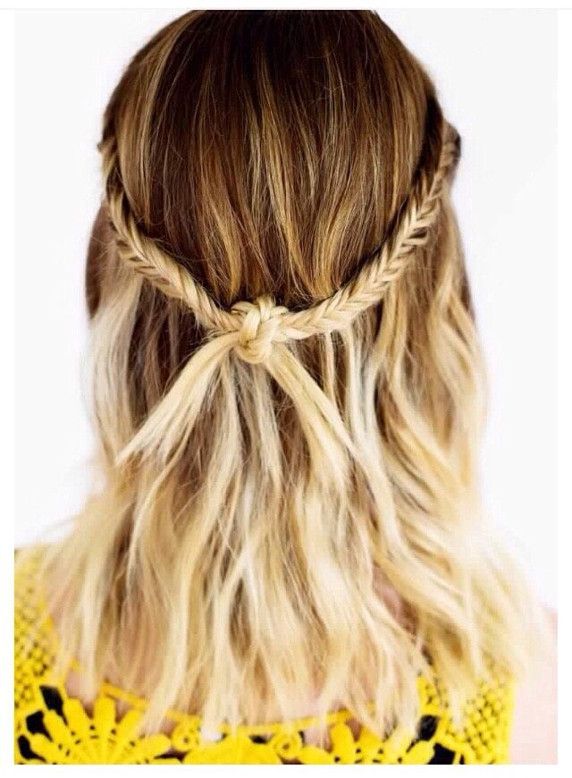 Adorable Hairstyles For Summer Nights ✨#Hair#Trusper#Tip
