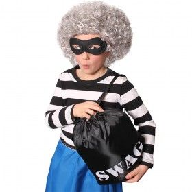 Gangster Granny - Gangsta Gran - Book Character Fancy Dress Costume - David Walliams