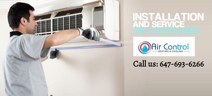 Air Conditioner Installation 647 693 6266 Air Control Air