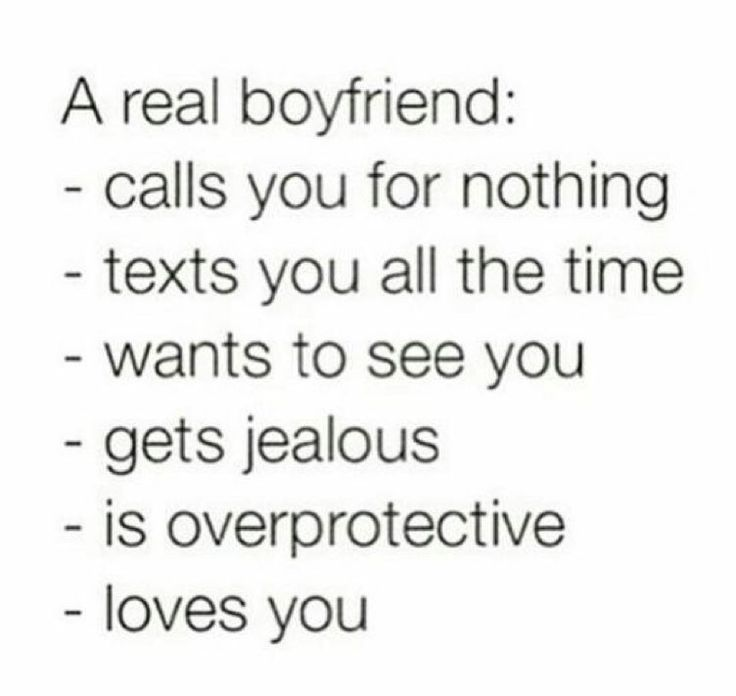 Are you a Real boyfriend