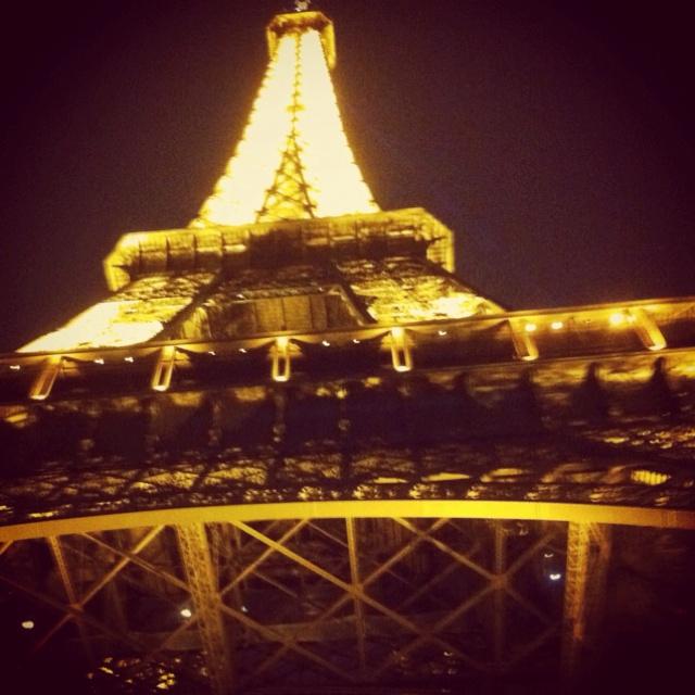 La Tour Eiffel. Taken By Me.