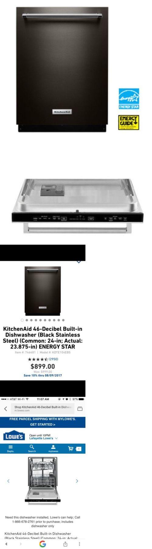 Best 25+ Kitchenaid dishwasher ideas on Pinterest | Dishwashers ...