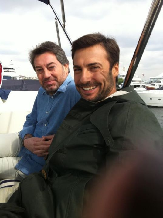 ozhan carda and Barış Kılıç