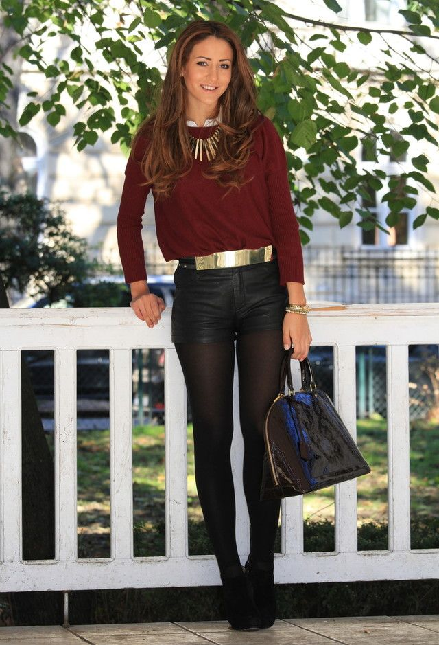 Red Claret Sweater