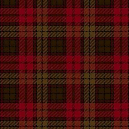 Red & Olive Green Yarn Dyed Plaid Flannel Fabric-Henry Glass-Tartan Fabric-Red Plaid Flannel-Red Plaid Quilt Flannel-Tartan Flannel Fabric.