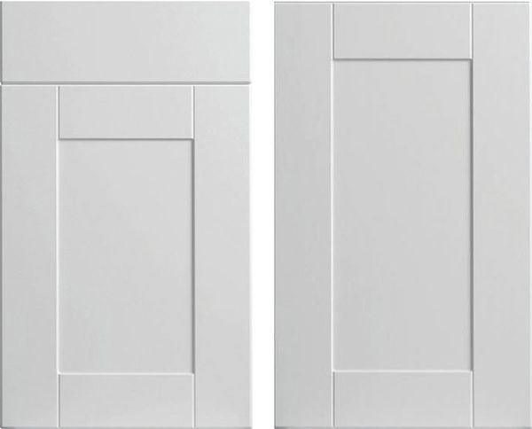I Got This Style White Shaker Bathroom Cabinets Mine