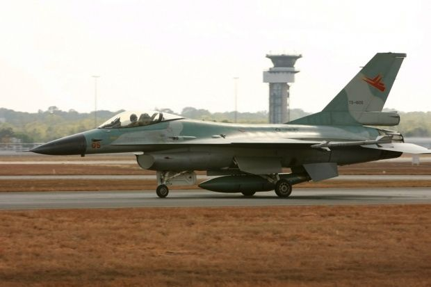 General Dynamics F-16 Fighting Falcon Indonesian Indonesian Air Force