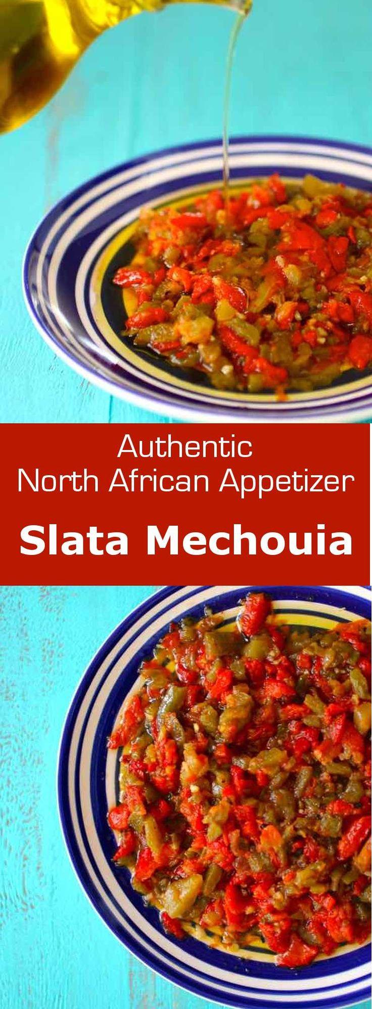 Felfla, hmiss, slata mechouia or taktouka is a salad prepared with roasted…