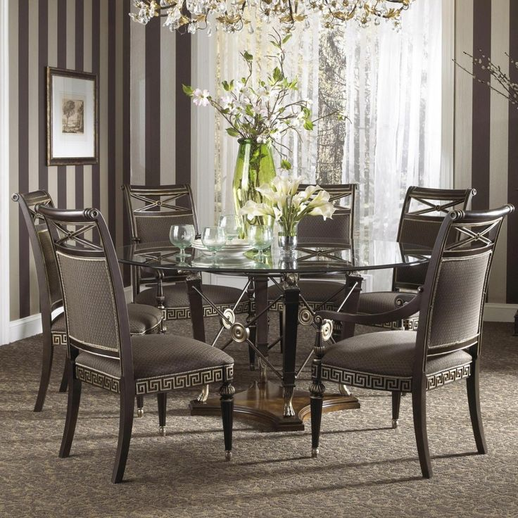 glass dining room table set - moncler-factory-outlets