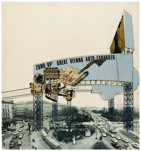 Pinned 30.6.13: Anxious utopianism - How photomontage created the architectural mirages of the 1960s