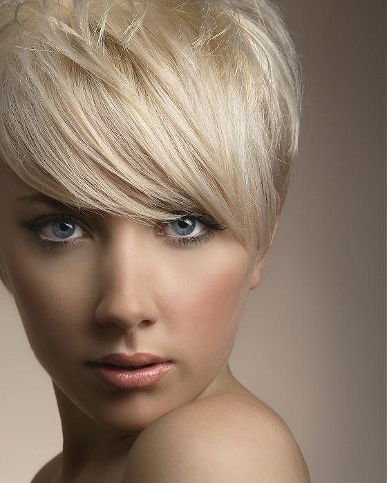 Kapsels voor dun haar - Korte Kapsels
